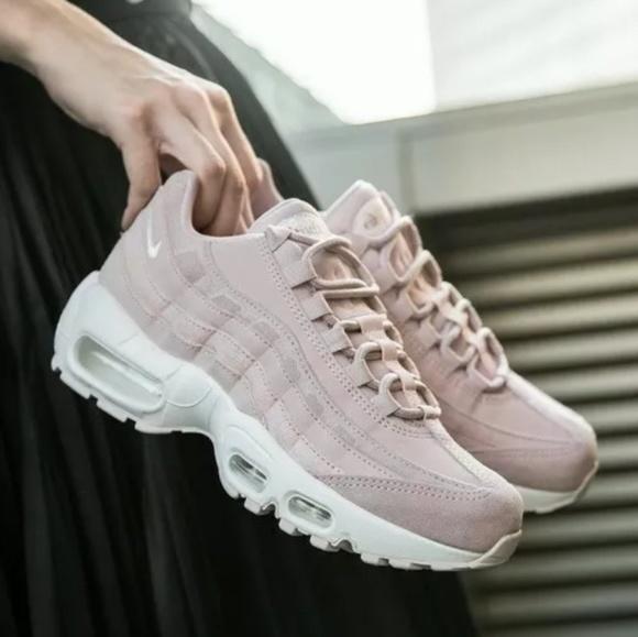 Womens Nike Air Max 95 PRM 807443 503 pink NWT